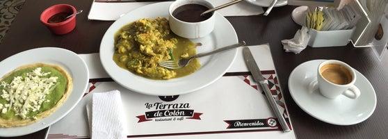 La Terraza De Colón Cafetería En Veracruz
