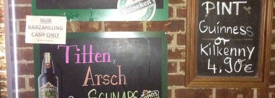 washington bar arsch