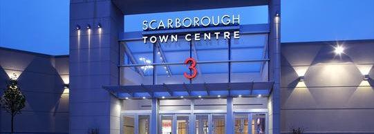 Scarborough town centre