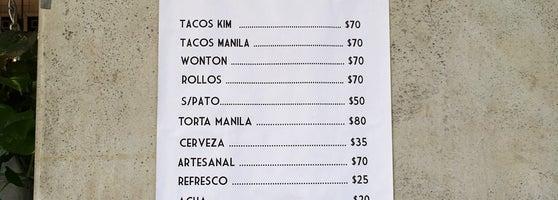 Ricos Los Tacos Y Cerveza Artesanal Por 210 Quedas Satisfecho Con Una Gran Sonrisa