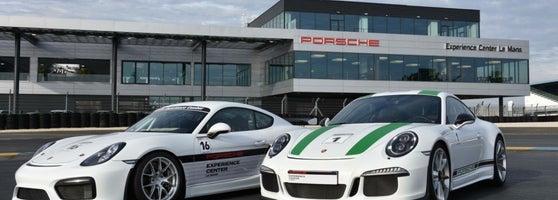 Porsche Experience Center >> Porsche Experience Center Le Mans Circuit Le Mans Pays Da La Loire