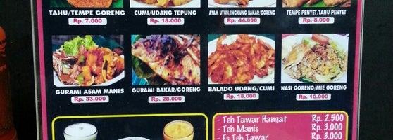 Ayam Bakar Wong Solo Rumah Makan Fried Chicken Di Jombang
