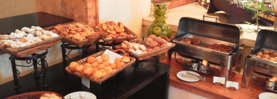 Desayuno Buffet Hotel Fiesta Americana Merida