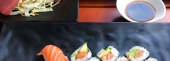 Kissho Sushi Restaurant In Graefekiez