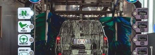 Mountain Shine Express Car Wash - Roy, UT