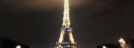 Tour Eiffel - Tour Eiffel - Parc du Champ-de-Mars - 2617