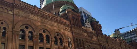 Queen Victoria Building Qvb Sydney City Center