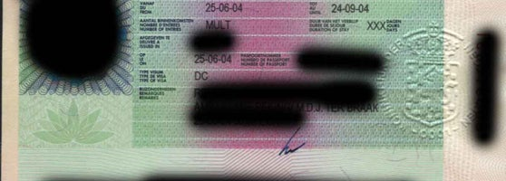 France Tourist Visa (Now Closed) - Tokyngton - 17 Cavendish