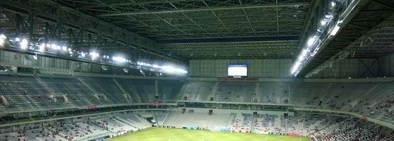 arena da baixada curitibaのサッカースタジアム