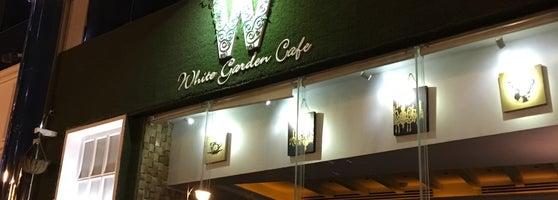 Image result for White Garden Restaurant, Saudi Arabia