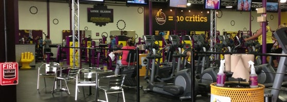 Planet Fitness Coventry Ri