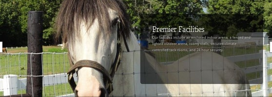 J & G Stables | Horse Boarding Facility - 291 US Highway 412 E