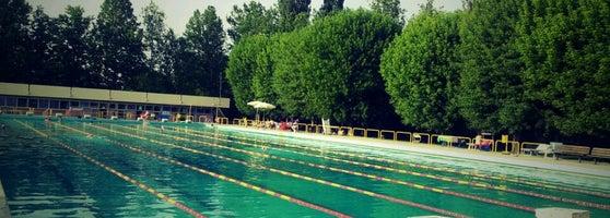 Piscina Comunale Ferrara.Piscina Comunale Bacchelli Pool