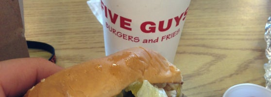 Five Guys - Totem Lake - 12 tips from 548 visitors