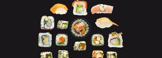 Restaurants Near LN-Sushi Art, Espoo, Finland