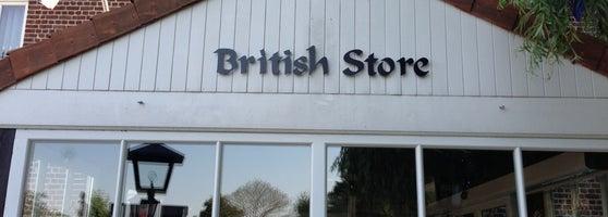 Stonemanor - The British Store - Food & Drink Shop in Everberg