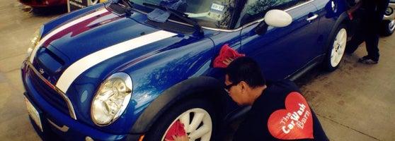 Car Wash Barn >> The Car Wash Barn Car Wash