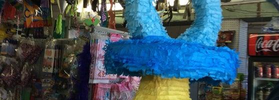Pinata Fiesta Party Supply & Rentals - Central Long Beach - 316 E