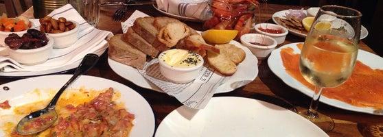 Fumé Neighborhood Eatery - دبي مارينا - Pier 7