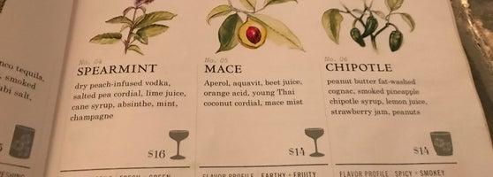 Mace (Now Closed) - Alphabet City - New York, NY