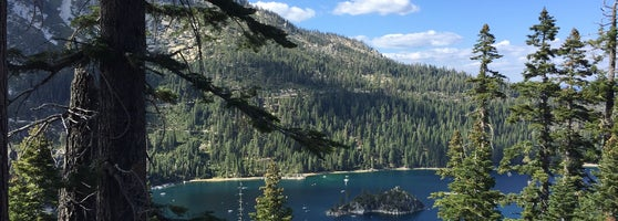 Emerald Bay Lookout - South Lake Tahoe, CA