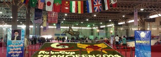 Francois Illas New Tradition: Tehran Permanent International Fair Ground