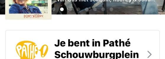 Pathé Schouwburgplein Cool Rotterdam Zuid Holland