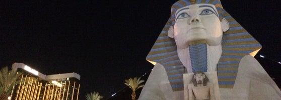 Luxor Hotel & Casino - The Strip - Las Vegas, NV