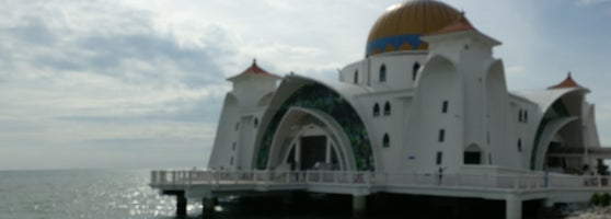 Non Muslim Perspective On The Revolution Of Imam Hussain: Masjid Selat Melaka