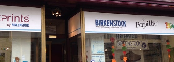 new product 19c05 cd779 Birkenstock-Shop Schwerdtner - Neubau - 1 tip from 18 visitors