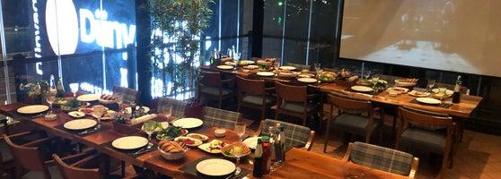 Panoramic restaurant «Riviera» - Eastern European Restaurant