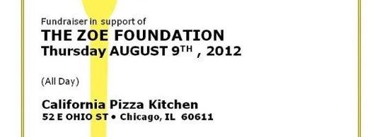 California Pizza Kitchen Now Closed Near North Side Chicago Il
