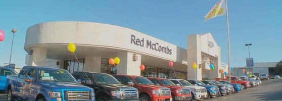 Red Mccombs Ford >> Red McCombs Ford - Auto Dealership in Vance Jackson