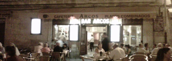 Bar Arcos Tapas Restaurant