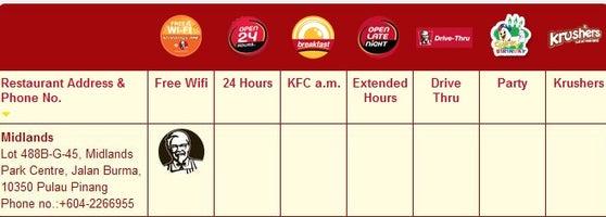 KFC - 11 tips
