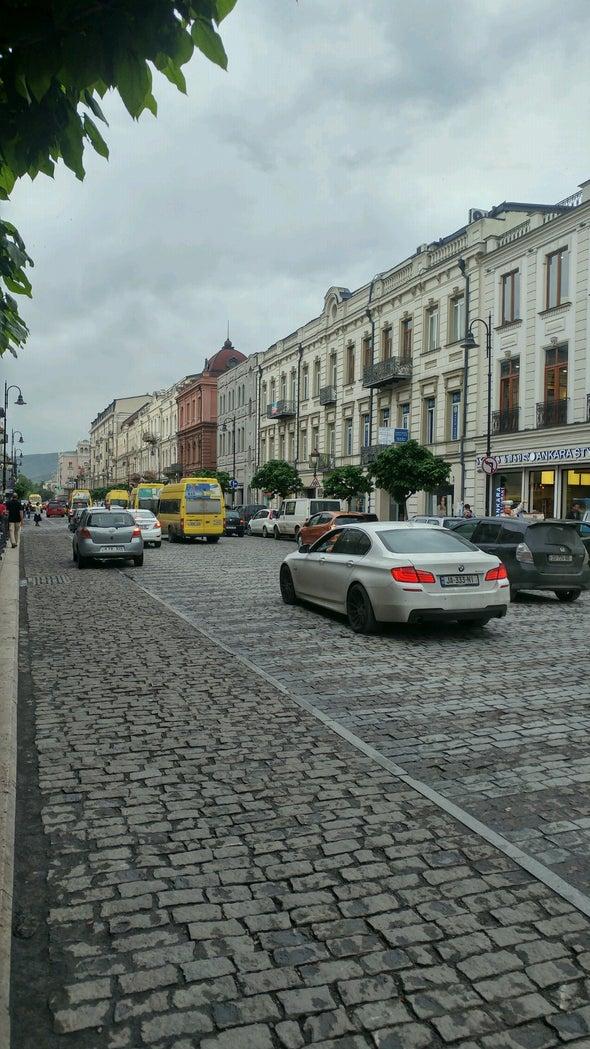 Marjanishvili Street