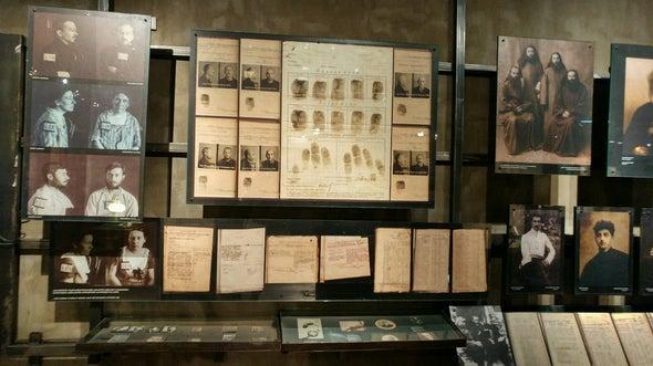 نمایشگاه قتل عام گرجستان ییها توسط شوروی