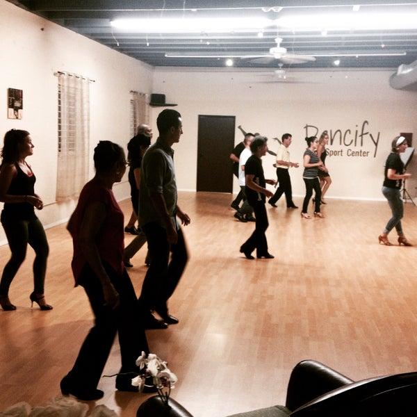 Dancify - Premier Latin and Ballroom Dance Studio