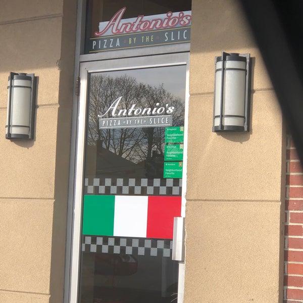 Antonio's Pizza By The Slice