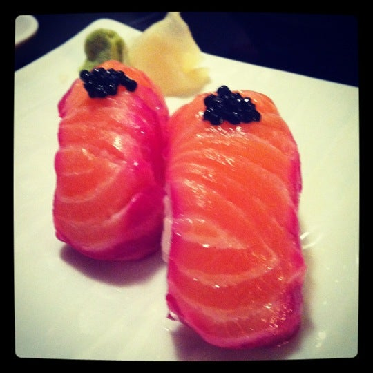 Gaysha New World Sushi Bar