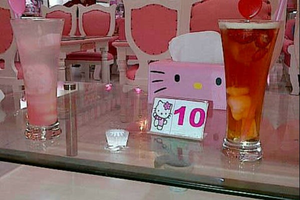Pink House Cafe
