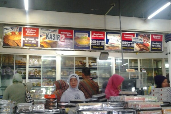 Pusat Oleh-Oleh Khas Semarang