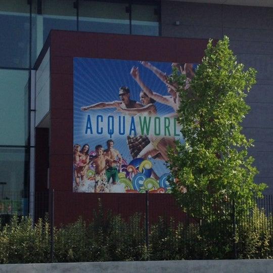 Foto tomada en Acquaworld - Fun, Fit & Spa por Sara S. el 8/19/2012
