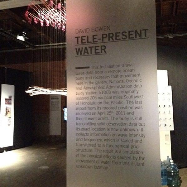 7/13/2012にMark W.がEyebeam Art + Technology Centerで撮った写真