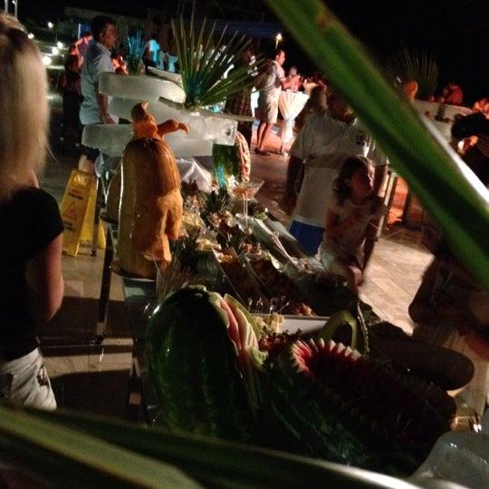Снимок сделан в Jiva Beach Resort пользователем Mirac Efe D. 8/20/2012