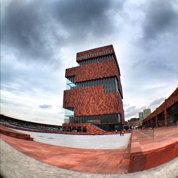 Foto scattata a MAS | Museum aan de Stroom da Didier M. il 5/11/2012