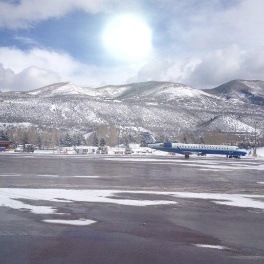 Photo prise au Aspen/Pitkin County Airport (ASE) par Jamie F le3/2/2012