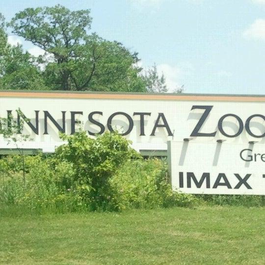 6/10/2012 tarihinde Heather I.ziyaretçi tarafından Minnesota Zoo'de çekilen fotoğraf