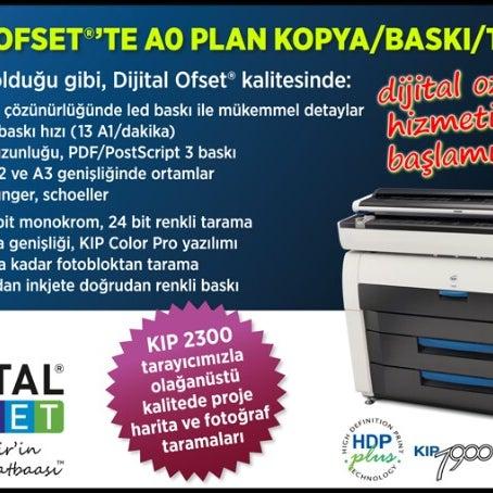 รูปภาพถ่ายที่ Dijital Ofset® Reklamcılık ve Matbaacılık โดย Ali Sinan K. เมื่อ 7/18/2012