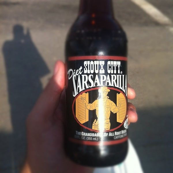 Das Foto wurde bei Soda Pop's von Eric F. am 8/31/2012 aufgenommen
